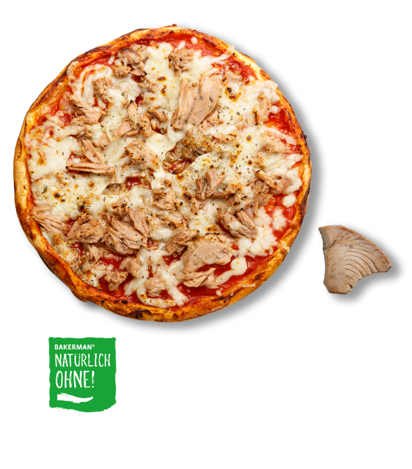Pizza Thunfish 200g